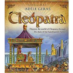 Cleopatra Paperback Book