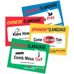 Chinese Slanguage Book