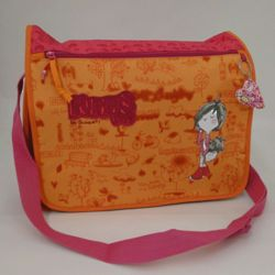 Puppy's Love Personalized Messenger Bag