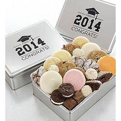 2014 Graduation Treat Gift Tin