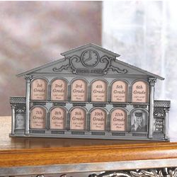 1st Through 12th Grade School House Picture Frame