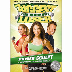 The Biggest Loser Workout Power Sculpt DVD