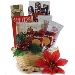 Christmas Celebrations Gift Basket