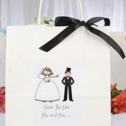 Welcome to Our Wedding Personalized Bag