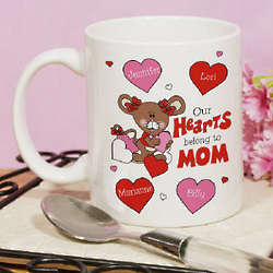 Personalized Love Coffee Mug
