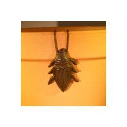 Cast Iron Cricket Hanging Garden Pot Decoration