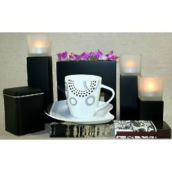 Candles and Tea Gift Set
