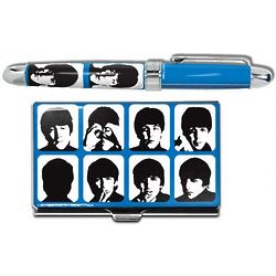 Beatles Hard Day's Night Limited Edition Rollerball and Card Case