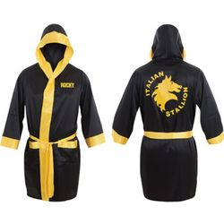 Italian Stallion Rocky Robe and Boxer Shorts