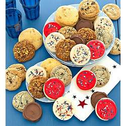 American Classic Picnic Assortment Cookie Gift Box