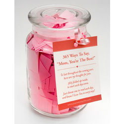 365 Reasons Why I Love You Jar Ideas 365 Ways To Say Mom Youre Always