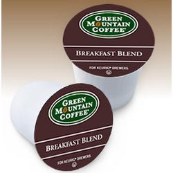 K-Cup Breakfast Blend Coffee