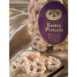 Easter Chocolate Covered Pretzels