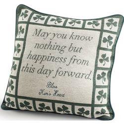 Irish Prayer Pillow