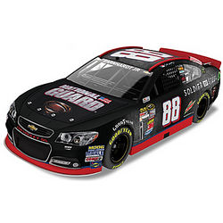 Dale Earnhardt Jr. No. 88 National Guard/Man of Steel Diecast Car