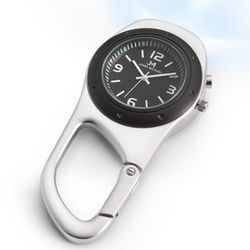 Personalized LED Light Clip Wrist Watch