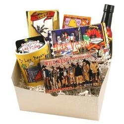 Las Vegas Food Gift Basket
