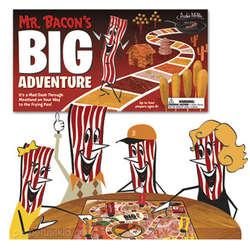 Mr. Bacon's Big Adventure Game