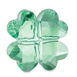 Swarovski Crystal Lucky Clover Figurine