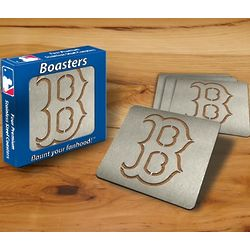 Boston Red Sox Boaster Coasters