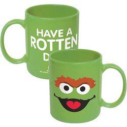 Oscar Sesame Street Character Mug