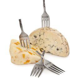 Elegant Cheese Marker Forks