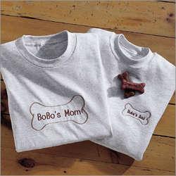 Pet Dog Bone T-Shirt
