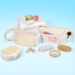 Personalized Bridesmaid's Serenity Spa Kit