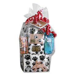 Just Be-Paws Kitty Gift Basket
