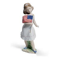 Let Freedom Ring Figurine