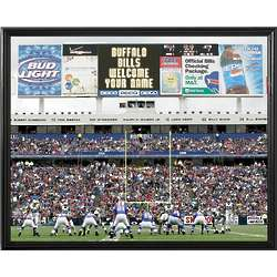 Personalized Buffalo Bills Scoreboard 11x14 Canvas