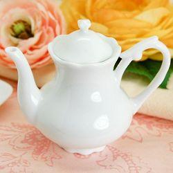 Mini Victorian Porcelain Teapot
