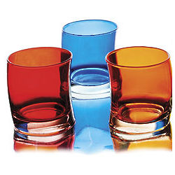 Colorful Swing Short Tumblers