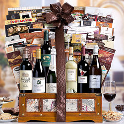 Finest Wine Collection Gift Basket