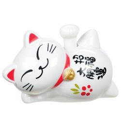 Lucky Cat Solar Power Motion Toy