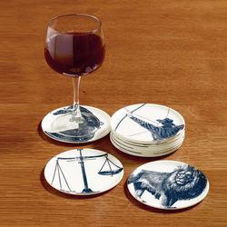 Zodiac Modern Coaster Dishes