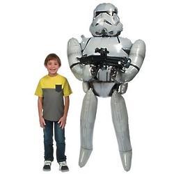 Stormtrooper Airwalkers Mylar Balloon