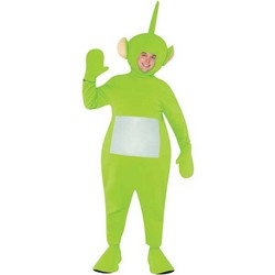 Adult Teletubbies Dipsey Costume