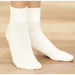 100 Percent Cotton Socks 6-Pack