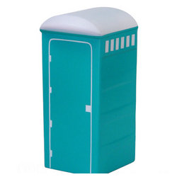 Porta-Potty Stress Toy