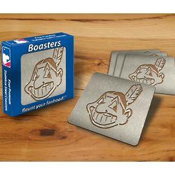 Cleveland Indians Boaster Coasters