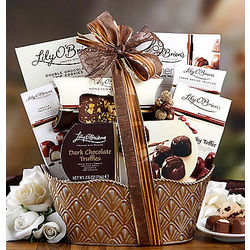 Lily O'Brien Milk and Dark Chocolate Assortment