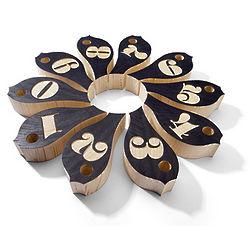 Kid's Koi Counting Blocks