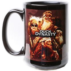 Happy Happy Happy Duck Dynasty Mug