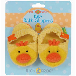 Duck Baby Bath Slippers