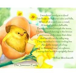 Spring Chick Fine Art Print