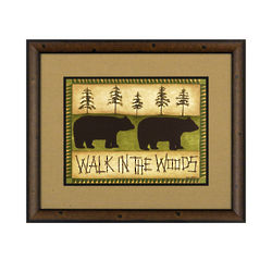 Walk in the Woods Print