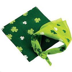 St. Patrick's Day Bandannas