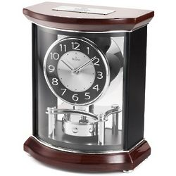 Bulova Engravable Gentry Mantel Clock