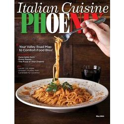 Phoenix Magazine Subscription 12 Issues Monthly